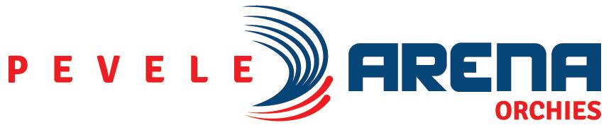 peleve arena logo