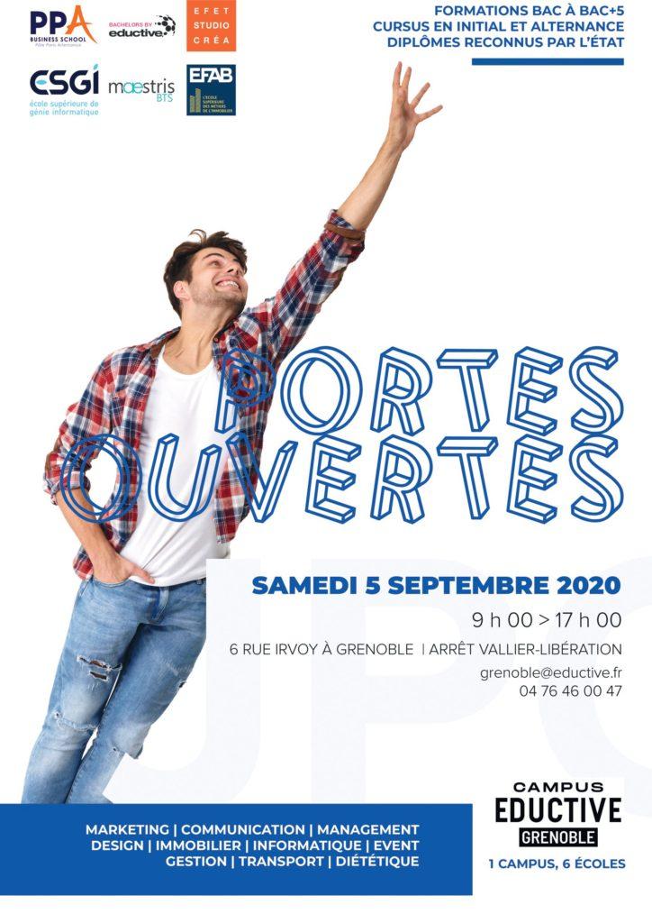 Campus_Eductive_Affiche_Grenoble