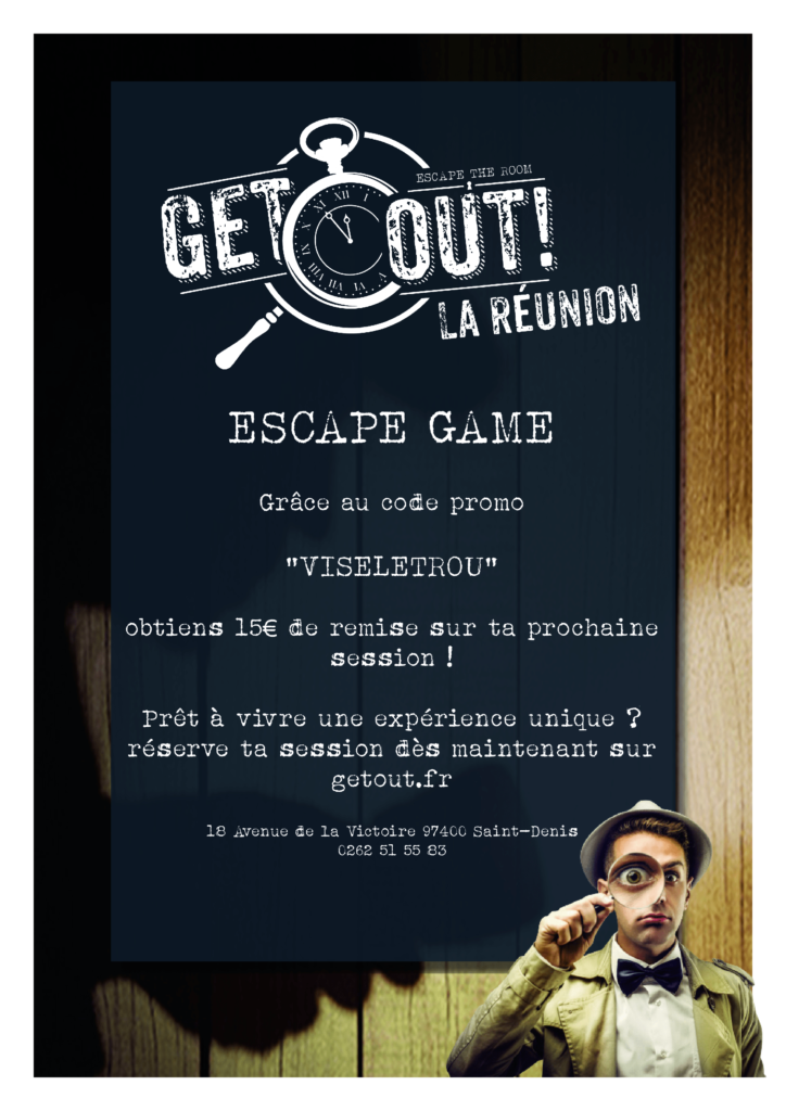 Escape Game Reunion